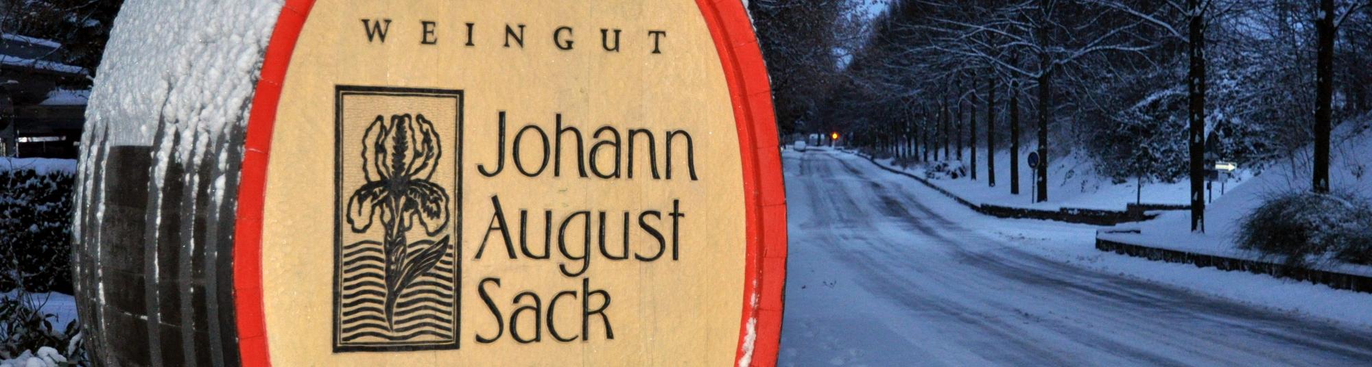 Weingut Johann August Sack - Winter 1
