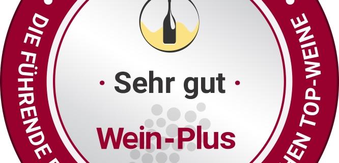 Wein Plus Auszeichnung Sehr gut